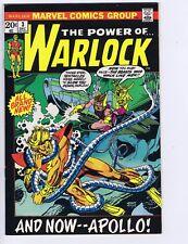 Warlock #3 Marvel 1972