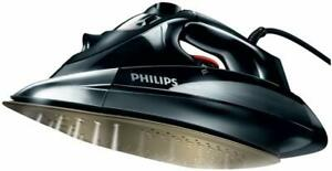 Philips Azur 2600W POWERFUL Steam Iron with Anodilium Soleplate Ergonomic GC4890