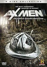 Ax Men: Seasons 3 & 4
