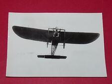 PHOTO AVIATION 25/07 1909 BLERIOT XI TRAVERSEE MANCHE PIONNIERS AEROPLANE