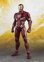 BANDAI Marvel S.H.Figuarts Avengers: Infinity War Iron Man Mark 50 Action Figure