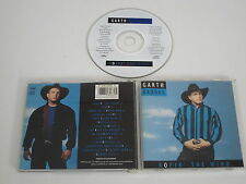 GARTH BROOKS/ROPINO' THE WIND(CAPITOL CDP 7 98468 2) CD ÁLBUM