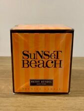 Henri Bendel Sunset Beach Scented Candle *NWT 9.4OZ-New Unopened Box