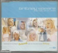 BRITNEY SPEARS - I'm not a girl, not yet CDs SINGLE SIG