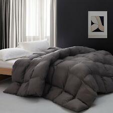 Ultra Soft Premium Goose Down Alternative Comforter All Season - 2 Colors