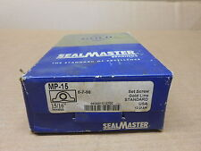 "1 NIB SEALMASTER MP-15 MP15 2 BOLT PILLOW BLOCK 15/16"" BORE"