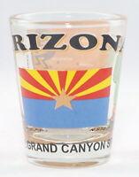 ARIZONA THE GRAND CANYON STATE ALL-AMERICAN COLLECTION SHOT GLASS SHOTGLASS