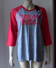 CREAM IBIZA FIREBAND Baseball type t-shirt size M  new with tag #32