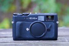 Konica HEXAR RF 35mm Rangefinder Film Camera Leica M Mount Body Only