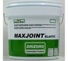 DRIZORO MAXJOINT ELASTIC 10KG NEW JOINTS HIGH FLEXIBILITY DAMP JOINT SEALANT