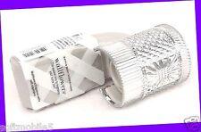 Bath & Body Works Wallflowers Plastic GLASS-CUT DESIGN Diffuser Unit Plug Holder