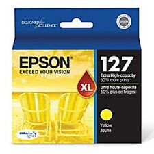 Epson 127 T127420 Yellow Extra High Yield NX625 Ink