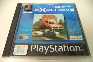 The Dukes of Hazzard : Racing For Home - PS1 PLAYSTATION 1 Complete - VGC!