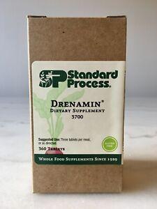 Standard Process Drenamin - 360 Tabs - Exp 08/2022