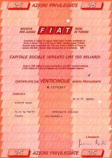 ANNI '70 FIAT AZIONE STORICA AUTENTICA  IN TAGLI COLORI DIVERSI * ORIGINALE DOC