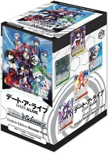 Weiss Schwarz Date a Live Booster Box English (1st Print, In Hand)