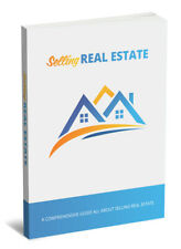 Selling Real Estate pdf ebook with master resell rights