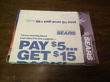 1993  SPRING & SUMMER SEARS CATALOG . 1500+ pages