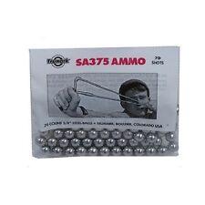 70 count 3/8 steel balls slingshot ammo SA375 sling ball bearings metal round