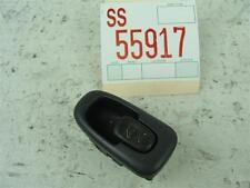 1998-2000 VOLVO S70 RIGHT PASSENGER REAR POWER WINDOW CONTROL SWITCH WORN OEM