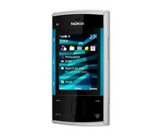 Nokia X Series X3-00 - BLUE (Unlocked) Cellular Phone Free Shipping