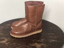a44073aa053 UGG Australia Leather Animal Print Boots for Women for sale | eBay