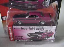 1970 Dodge Challenger T/A  1:64  Auto World 64032