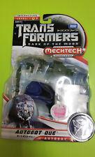 Transformers DA-31 Autobot Que Takara DOTM BOC Complete