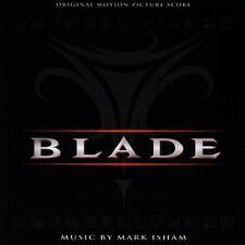 Mark Isham Blade (soundtrack, 1998) [CD]