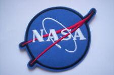 Aufnäher  NASA Logo Vector ca 7,5 x 11 cm