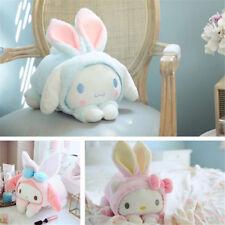 My Melody Plush Dolls Anime Sanrio Cinnamoroll Soft Kids Toys Girls Gifts Pillow