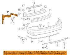 VW VOLKSWAGEN OEM Passat Rear Bumper-Side Retainer Bracket Right 561807394F