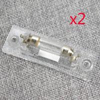 2x Kennzeichenleuchte Kennzeichenbeleuchtung Licht Für Skoda Superb VW Passat T5