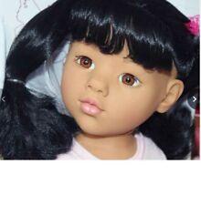 poupée Hannah asiatique Götz au ballet complète gotz 1159451 en boite neuf