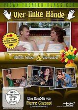 Vier linke Hände - DVD Theater Komödie von Pierre Chesnot Pidax Neu Ovp