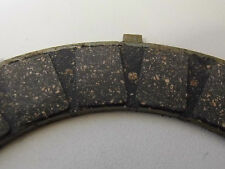 """T1503 Triumph Tiger Cub Driving Plate c/w Linings(0.117"""" Thick)"""