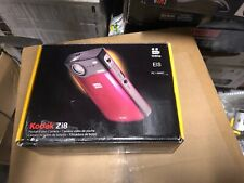 NEW Kodak Zi8 Pocket Video Camera - Black