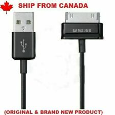 SAMSUNG GALAXY FOR TAB 2 NOTE 10.1 USB SYNC DATA CHARGER CABLE ECC1DP0UBE BLACK