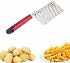 couteau pomme de terre chips carotte concombre banane fruit acier inoxydable