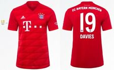 Trikot Adidas FC Bayern 2019-2020 Home BL- Davies 19 [128-XXXL] Bundesliga