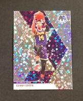 2019-20 Panini Mosaic Silver Disco Prizm DANNY GREEN #38 NBA Lakers Basketball