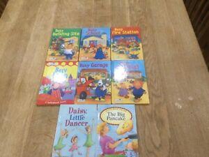 Ladybird Children's Books. Busy Series, Daisy Little Dancer & The Big Pancake