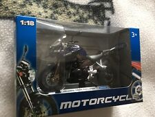 Triumph  tiger explorer  die-cast model motorbike