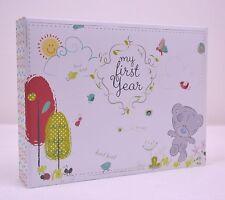 Me to You- Tiny Tatty Teddy Bear- My First Year Photo Album/ Brag Book- BN