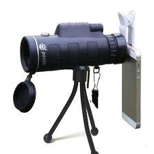 US Panda 35X50 HD Zoom Green Night Vision Lens Armoring Monoculars Telescope