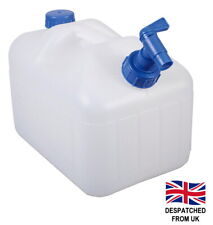 5//8//10//15L LITRE COLLAPSIBLE WATER CARRIER CONTAINER CAMPING OUTDOOR UK Mxt