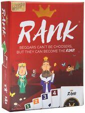 Rank Card Game