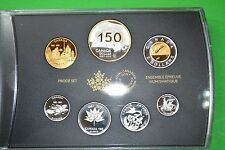 Canada 2017 sold out SP. Edition. Proof silver set 150 years Home & native land