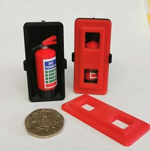 1/14 Scale Fire extinguisher model 2 piece per pack