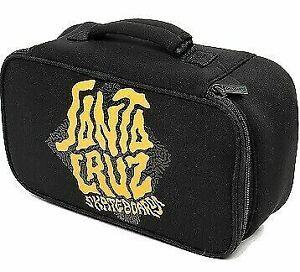SANTA CRUZ PASSAGE Lunchbox BLACK santacruz lunch box